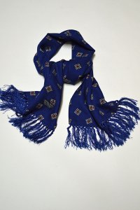 1960'S Vintage TOOTAL SCARF  MADE IN ENGLAND
