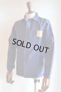 Dead Stock 1950s Vintage French Moleskin Jacket デッドストック モールスキンジャケット