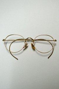 1930's Boush&Lomb B&L Gold Filled Frame 1/10 12kGF ボシュロム