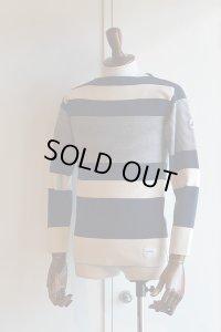 FILEUSE D'ARVOR BASQUE SHIRT Brest Made in France フィールズダルボー バスクシャツ ブレスト ヴィンテージリブ HAVERSACK別注