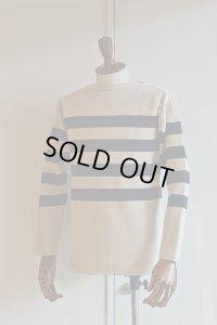 FILEUSE D'ARVOR BASQUE SHIRT Brest Made in France フィールズダルボー バスクシャツ ブレスト ヴィンテージリブ HAVERSACK ATTIRE別注