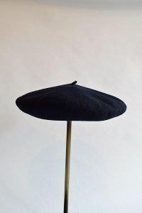 ジェームスロックアンドハッターズ ベレー帽 紺 フランス製 JAMES LOCK & HATTERS Navy Made in France