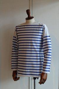 ルミノア バスクシャツ ブルトンマリーン フランス海軍 フランス製 Le minor Bretonmarine Made in France