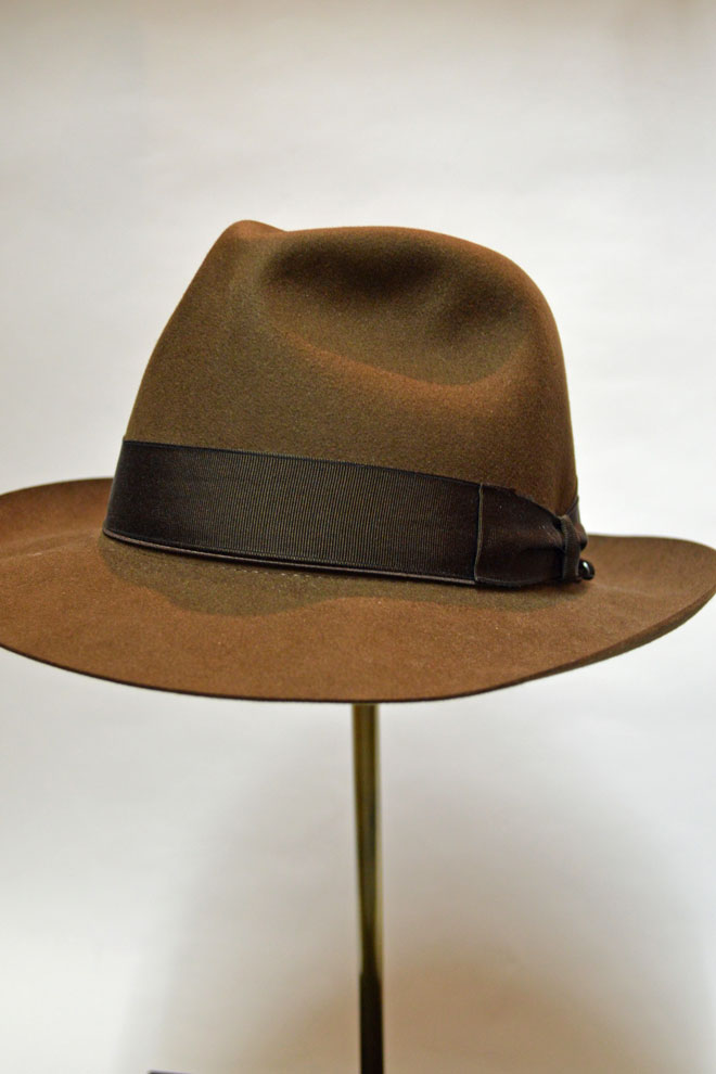 画像1: Borsalino BEAVER フェルトハット EXCLUSIVELY MADE FOR Brooks Brothers