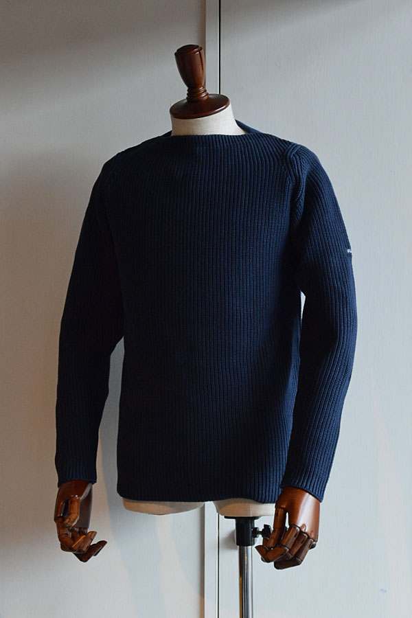 画像1: FILEUSE D'ARVOR Fisherman's sweater Made in France フィッシャーマンセーター