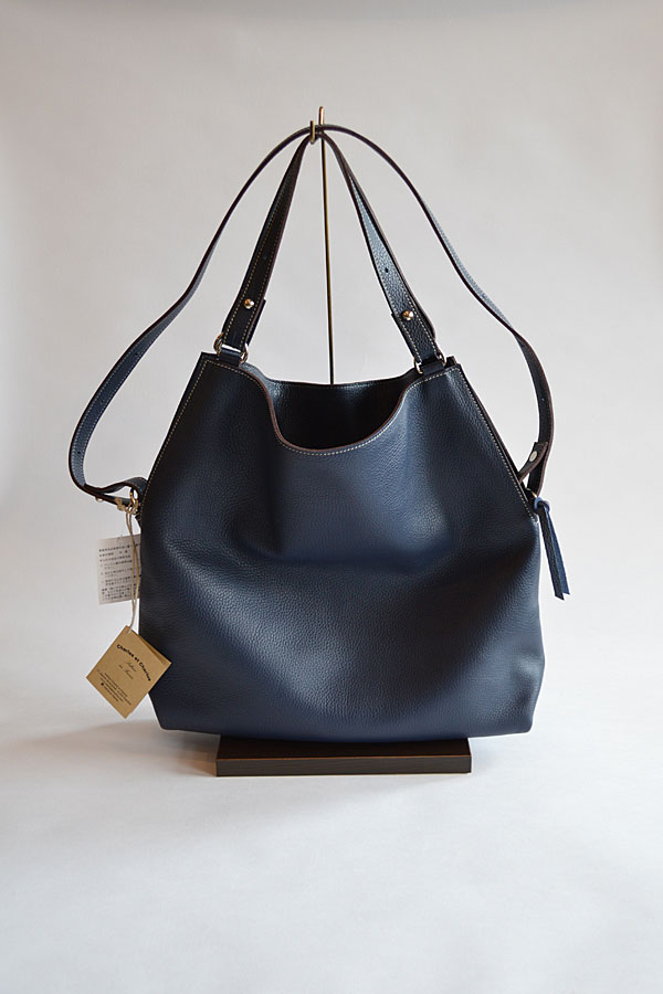 Charles et Charlus Leather Bag Made in France シャルル エ ...