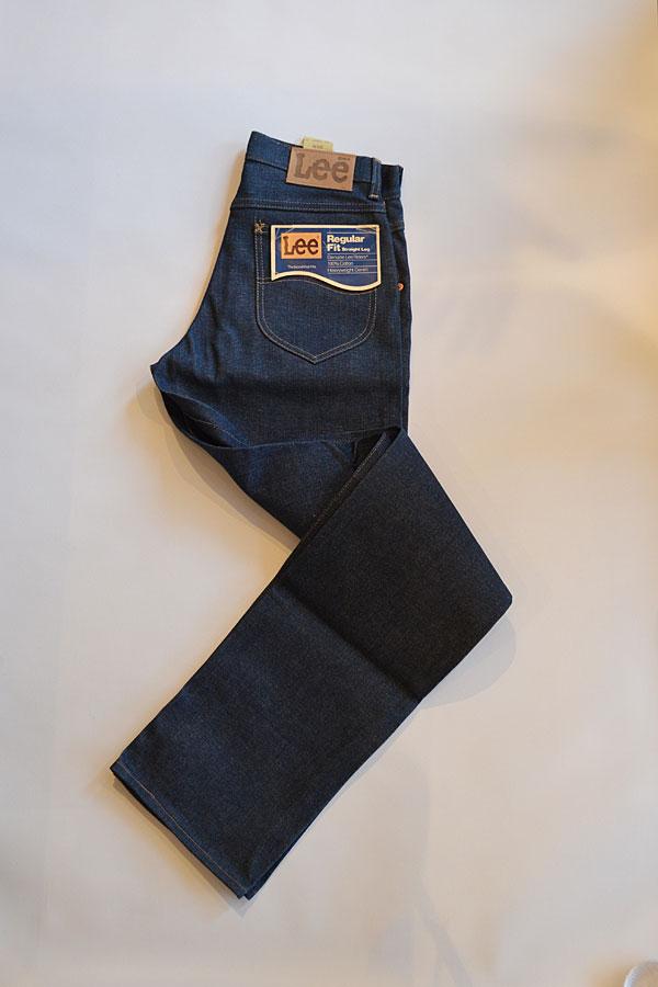 画像1:  Dead Stock 1970〜80s Lee 200 Denim Pants 30×36 デッドストック リー 200番 メイドインUSA
