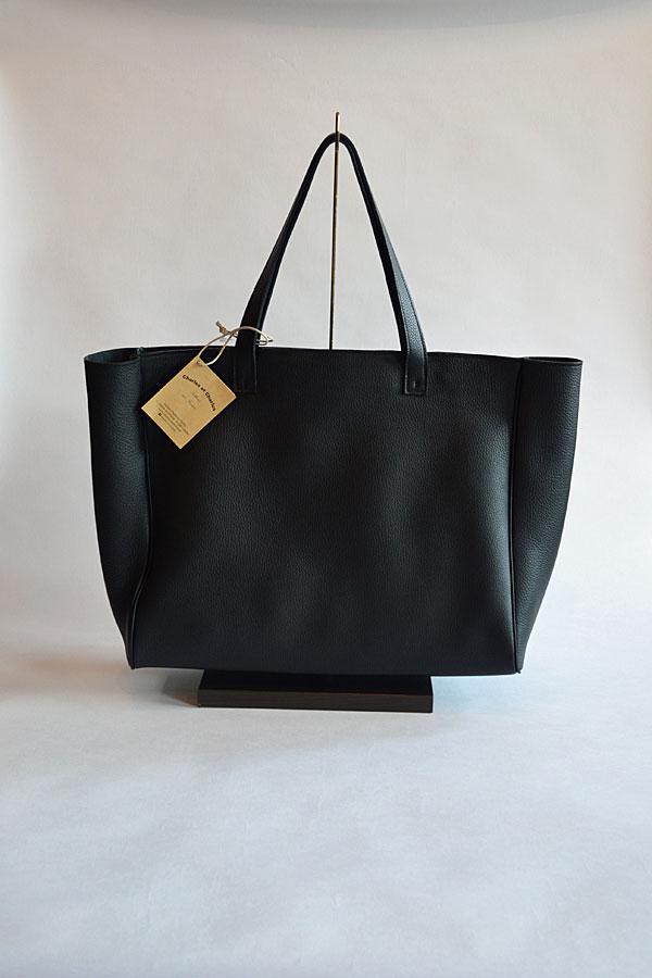 画像1: Charles et Charlus Leather Bag CHLOE Made in France シャルル エ シャルリュス トートバッグ