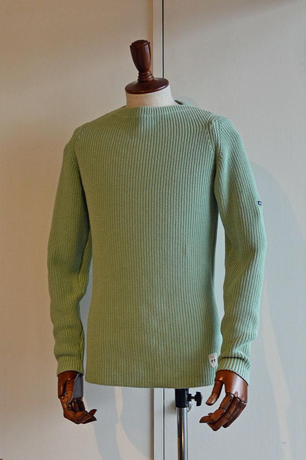 画像1: FILEUSE D'ARVOR Fisherman's sweater Douarnenez Made in France フィールズダルボー フィッシャーマンセーター ドゥアルヌネ